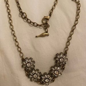 Chloe + Isabel Gorgeous Floral Necklace